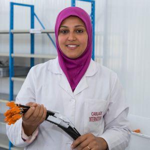 Marwa GHODHBANE Controleuse