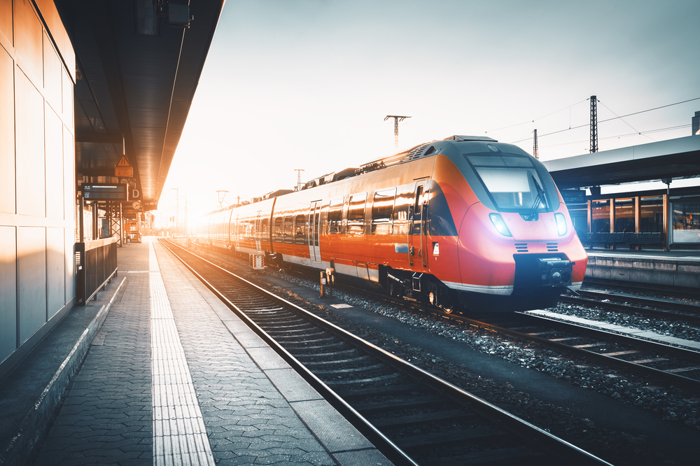 procaly train ferroviaire